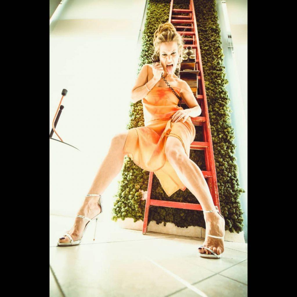 Fireman! #glamourmagazine #glamourphotography #glamourshots #glamourmodel #hystericglamour #glamourphotographer #glamour #model #shoes #highheels