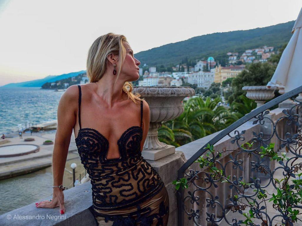 After Breakfast! #photo #pic #picture #snapshot #art #beautiful #picoftheday #photooftheday #color #all_shots #exposure #composition #focus #capture #moment #laperlalingerie #laperla #milenjihotelopatija #terracehouse #terracegarden #breakfast #croatia #croazia #legs #shoes #shoesaddict #feetlove #feet #sea #opatija