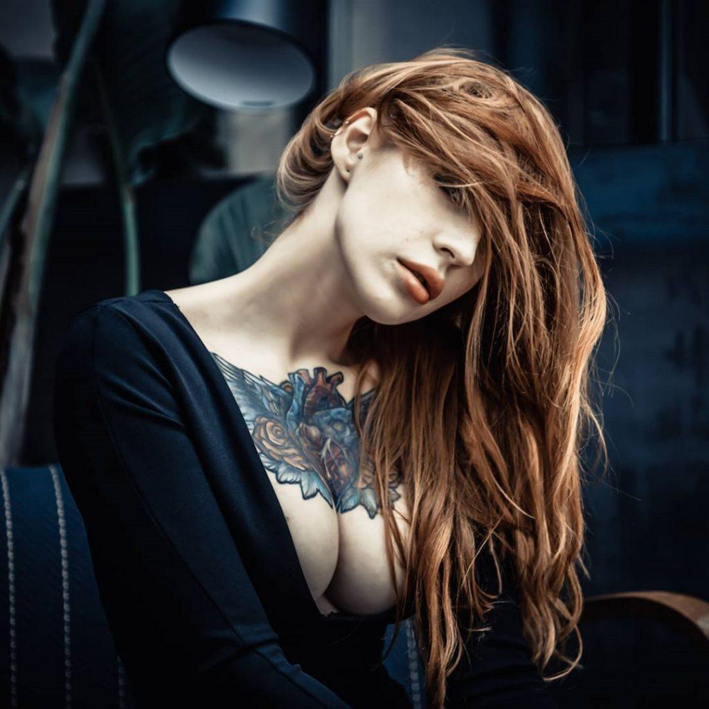 Amazing day with topmodel @yanasinner during #MILANOSHOOTINGWEEK with @dg_portrait_photographer @maxlaz66 @agathadevil @co.ra.lin #redhair #redhead #tattoo #tattoos #portrait #portraits #portraitphotography #tattoomodel #topmodel #topmodels #model #models
