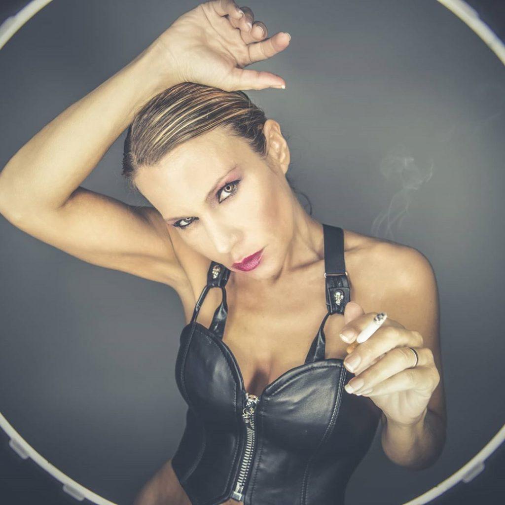 """Smoke in Quarantine"" with @agathadevil #portraits #portrait #portraitphotography #portraitphotographer #portraitshoot #portraitmood #smoke #smoking #smokinggirl #smokingwoman #smoker"